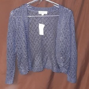 * Cloud Chaser Basic Cardigan Sweater Billi Jean